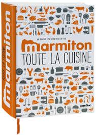 marmiton toute la cuisine livre caroline moutier réalisations graphiques en édition