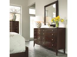 Bogart Thomasville Bedroom Furniture Thomasville Spellbound Drawer Dresser W Mirror Adcock