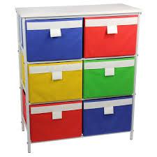 organization bins household essentials tower organization storage stand with 6 bins