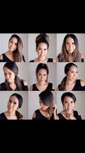 on the go hairstyles 9 easy hairstyles the ali effect