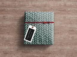 wrapping gift boxes wrapped gift box mockupworld