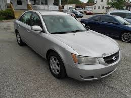 2006 hyundai sonata gls v6 2006 hyundai sonata gls v6 4dr sedan in maple heights oh