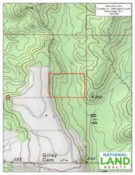 Washington County Gis Map by Yellow Pine Tract In Washington County Alabama