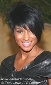 images of neckline haircut on fat women african american short asymmetrical hair weaves best trendy black