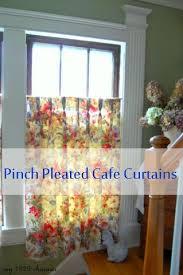Making Pleated Drapes 97 Best Window Treatments Images On Pinterest Window Treatments