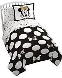 Polka Dot Bed Set New Savings On Minnie Mouse Gold Polka Dot Comforter Set