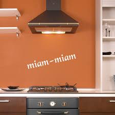 miam miam cuisine stickers déco cuisine miam miam deco cuisine destock stickers