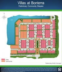 bonterra villas in hialeah fl 33018 new pre construction homes siteplan for bonterra villas in hialeah gardens