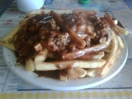 mushroom misto gravy vegan recipes newfie fries some shockin good dressing gravy and fries