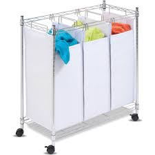 Tall Laundry Basket Stylish Cute Laundry Sorters