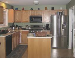 kitchen new kitchen colors with oak cabinets best home design