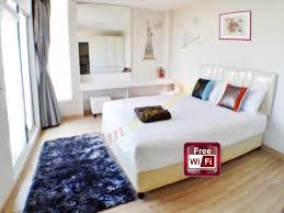 Bedroom Furniture High Riser Bed Frame Best Price On M High Rise Impact Condo Muang Thong Thani In