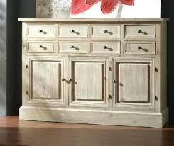muebles decapados en blanco decapar un mueble buffet aparador decapado blanco de artesania