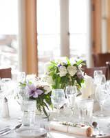 Purple Wedding Centerpieces 39 Simple Wedding Centerpieces Martha Stewart Weddings