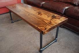Industrial Wood Coffee Table by Coffee Table Best Coffee Table Legs Metal Design Ideas Industrial