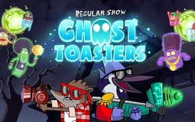show apk ghost toasters regular show for android free ghost