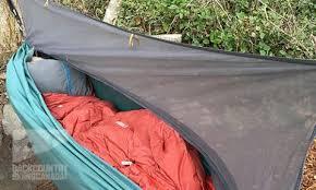 therm a rest slacker hammock house video