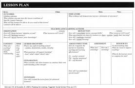 Lesson Plan Template Qld | lesson plan template qld 28 images a note for the sub plan