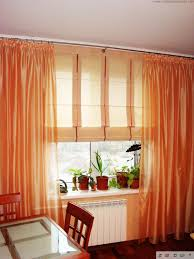 modern curtains for kitchen colorful design ideas for modern kitchen