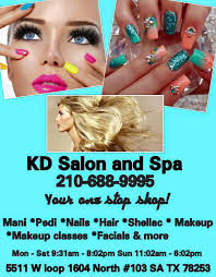 kd salon u0026 spa home facebook