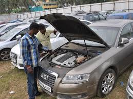 damaged audi for sale going for a song audis bmws sell dirt cheap in flood ravaged