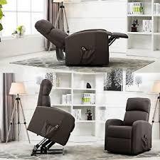 senior chair electric recliner chill seat elderly furniture power