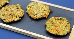 cuisiner flocon d avoine galettes végan aux flocons d avoine courgette et carotte