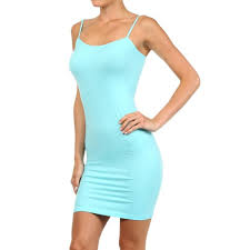 light blue tank dress wholesale light blue spaghetti strap camisole dress tank top