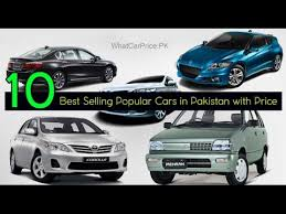 cars with price top 10 most popular and cars price in pakistan 2016 by cars