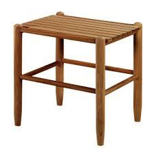 Aria Patio Furniture Outdoors The - home decorators collection medium oak classic rocker patio side