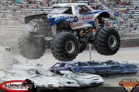 firestone bigfoot monster truck bristol tennessee thompson metal monster truck madness july