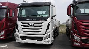 hyundai xcient 360hp cargo truck sz auto