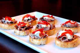 beef canape recipes roast beef canapés easy peasy eats