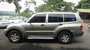 mitsubishi pajero sport modified 2004 mitsubishi pajero news reviews msrp ratings with amazing