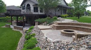 Patio Paver by Natural Stone And Paver Patios Ns Landscapes
