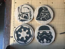 star wars coasters projects inventables community forum