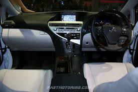 lexus ls price malaysia lexus ls 600h l rx 450h and is250 showcased at klims 2010