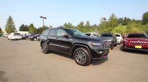jeep grand cherokee trailhawk black 2018 jeep grand cherokee trailhawk 4x4 diamond black crystal