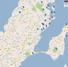 Driving Maps Marblehead Magazine U0027s Driving Tour Map