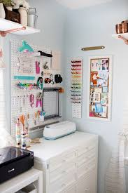 Home Craft Room Ideas - top 10 colorful and organized craft room ideas day 20 30 days