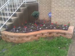 How To Build A Raised Flower Bed Raised Flower Bed Designs Incredible Project On H3 Danieledance Com