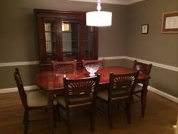 help me with my dining room including how to decorate china cabinet
