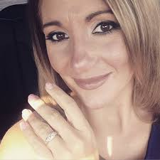 qvc hosts who married jtv host kristen keech accepts marriage proposal on air