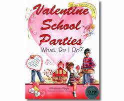 school valentines kids valentines day books school