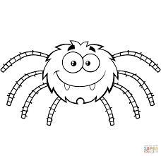 halloween spiders halloween spider coloring pages olegandreev me