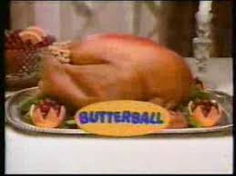 butterball turkey thanksgiving commercial 1985