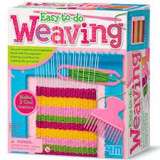 weaving loom kids craft kit educational toys planet