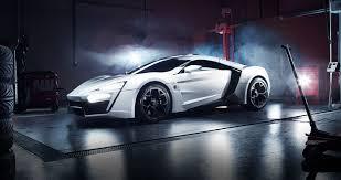 lincoln hypersport lycan hypersport arriva la prima supercar araba guilty