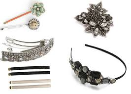 hair accessories sparkly hair accessories for grown ups
