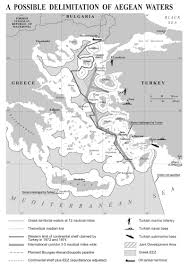 Map Of Ancient Greece And The Aegean World by The Greco Turkish Dispute Over The Aegean Sea A Possible Solution